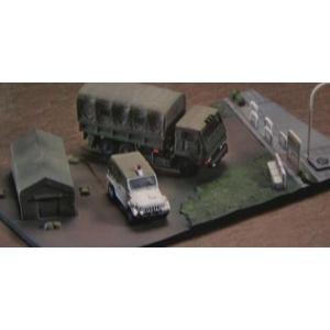 トミーテック技MIX(ギミックス)航空機シリーズ 陸上自衛隊 陸自装備品1|marusan-hobby