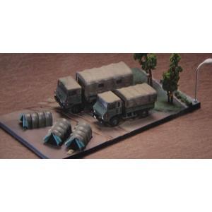 トミーテック技MIX(ギミックス)航空機シリーズ 陸上自衛隊 陸自装備品2|marusan-hobby