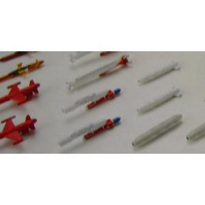 トミーテック技MIX(ギミックス)航空機シリーズ 航空自衛隊 空自ウエポンセット4|marusan-hobby