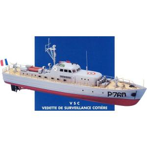 P760 V.S.C VEDETTE DE SURVEILL...