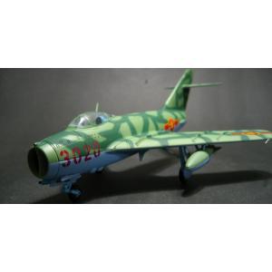 フランクリンミント1/48MIG-17 北ベトナム軍 ベトナム戦争|marusan-hobby