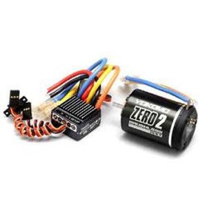 ■メーカー名:ヨコモ ■センサー付ブラシレススピードコントローラー&ブラシレスモーターのセットです。...