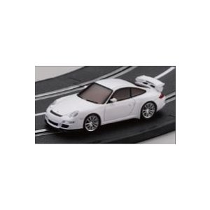 京商  1/43 スロットカー Dslot43 ポルシェ 911 GT3(ホワイト)