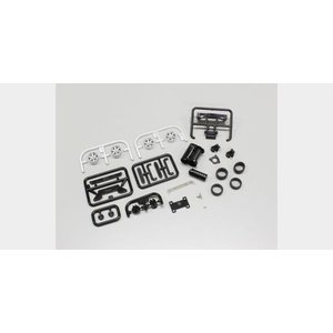 dNaNo フィッティングパーツセット (ザナヴィ ニスモ GT-R) 京商  DNP410 marusan-hobby