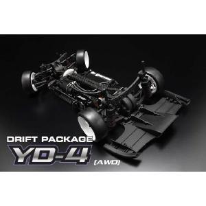 ドリフトパッケージ YD-4 ヨコモ 1/10 4WD電動競技用ドリフトラジコンカー組立キット|marusan-hobby