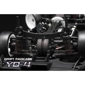 ドリフトパッケージ YD-4 ヨコモ 1/10 4WD電動競技用ドリフトラジコンカー組立キット|marusan-hobby|05