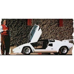メイクアップ/アイドロン 1/43 ランボルギーニ カウンタック LP400S Ch.1121164 フェルッチオ・ランボルギーニ 1980|marusan-hobby
