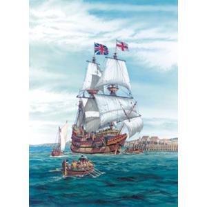 予約受付中!エレール1/100 帆船 メイフラワー marusan-hobby