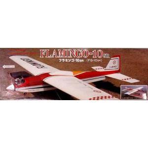フラミンゴ 肩翼スポーツRC機 2C-10/15クラス テトラ:00041 スロットイン方式 バルサキット|marusan-hobby
