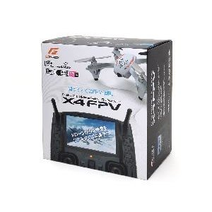 X4 FPV [ブラック] Gフォース GB352|marusan-hobby|04