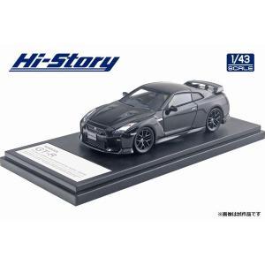 予約受付中!ハイストーリー 1/43 NISSAN GT-R アンバサダー就任記念モデル (2019...