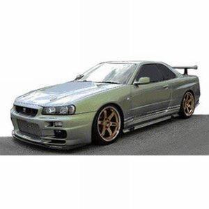 予約受付中!1/18  トップシークレット  GT-R (BNR34) ミレニアムジェイド   イグニッションモデル IG1475 marusan-hobby