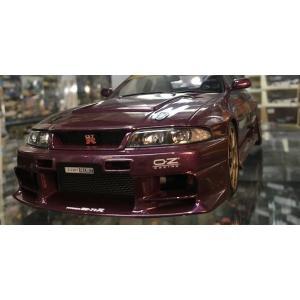 ■ブランド名:イグニッションモデル   トップシークレットの最新デモカー「GT-R(R33)」を1/...