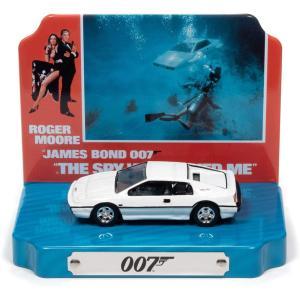 """JOHNNY LIGHTNING 1/64 ロータス エスプリ 1977 007""""私を愛したスパイ""""..."""