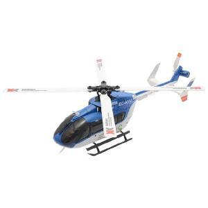 6CH ブラシレスモーター3D6Gシステムヘリコプター [K124]RTFキットXK(ハイテック)K124|marusan-hobby