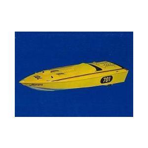 オ-ロラ 701  【KNK:R・Cボート木製組立キット】 marusan-hobby
