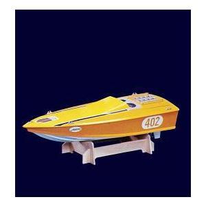 M402 外洋レーサー 【KNK ミニボートシリーズ】 |marusan-hobby