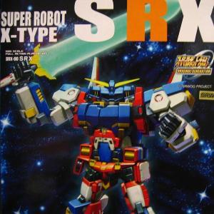 ■コトブキヤ■SRX-00 SRX【プラモデル】|marusan-hobby