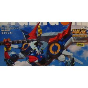 ■コトブキヤ■スーパーロボット大戦ダイゼンガー【プラモデル】|marusan-hobby