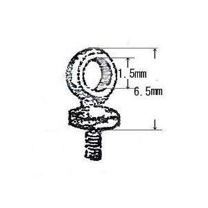 ラグ 13mm 〔コーレル:L-11 帆船/船舶模型船用パーツ〕|marusan-hobby|02