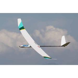 PILOT クレス 3mクラスの電動モーターグライダーバルサ組立キット OK12160|marusan-hobby