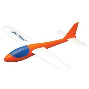 スキップジャック オレンジ OK 14013手投げ飛行機|marusan-hobby