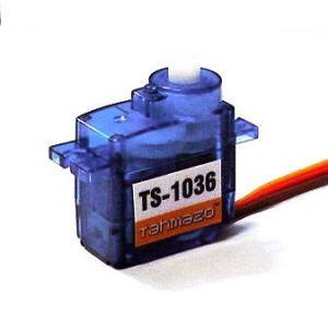 TS-1036 空用マイクロ TSサーボ 【タマゾウ(OK):48651 プロポ/サーボ】