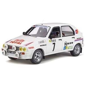 予約受付中! OttO mobile 1/18 トヨタ セリカ ST185 モンテカルロ 1992 ...