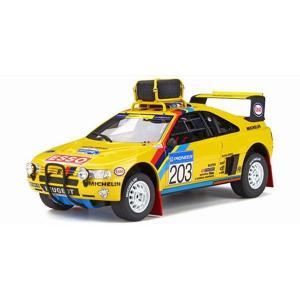 OttO mobile 1/18scale Peugeot 405 T16 Grand Raid #...