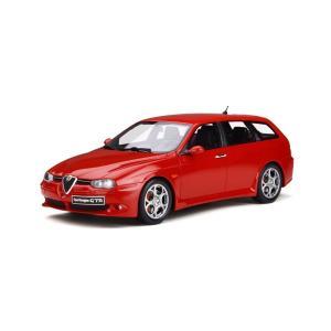 予約受付中!OttO mobile 1/18  アルファロメオ 156 GTA  スポーツ ワゴン ...