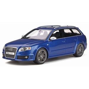 OttO mobile 1/18scale Audi RS4 B7 (blue) [No.OTM78...