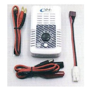 C-04 リポ DCチャージャー 1-4セル( 3.7V〜14.8V) 0.1-4.5A 【京商:R246-8404 RC充電器】|marusan-hobby