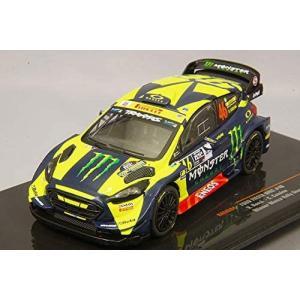 予約受付中!イクソ 1/43 フォード フィエスタ WRC モンツァ ラリーショー 2018 Win...