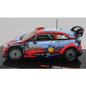 予約受付中! イクソ IXO 1/43 ヒュンダイ i20 クーペ WRC 2019 ラリーアルゼン...