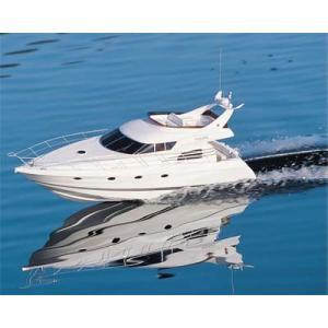 ナジャデ 大型クルーザー krick1160 電動RCボート上級者向き組立キット
