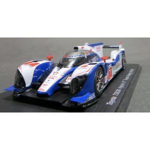 スパークモデル1/43 トヨタTS030 ハイブリッド トヨタレーシング 2012年 ル・マン24時間 #7|marusan-hobby