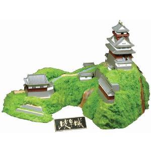 童友社 1/350 日本の名城 岐阜城 プラモデル S27|marusan-hobby