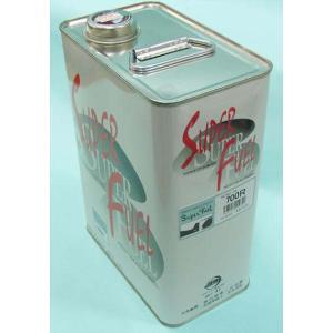 R/C用燃料 Toho SUPER FUEL 700R (ニトロ23%)4L缶【東邦R・C飛行機/グロー燃料】 marusan-hobby