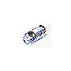 京商 塗装済完成ボディセット(Ford Fiesta S2000/DRX)|marusan-hobby