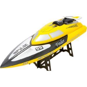 タイガーシャーク 全長 380mm 2.4GHz電動ハイスピード完成ボートセット  WLtoys(ハイテック) WLB912Y|marusan-hobby