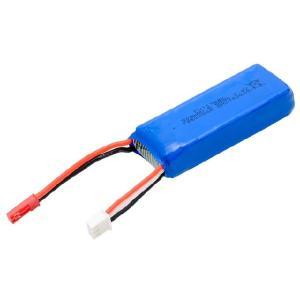 リポバッテリー 7.4V 900mAh (X520)  (XK/ ハイテック)  XKX520-0013|marusan-hobby