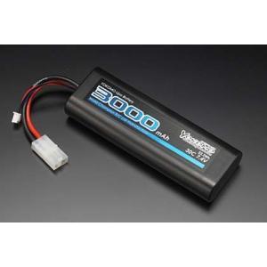 リポ 3000mAh/7.4V ストレートパック バッテリー ヨコモ YB-L300A