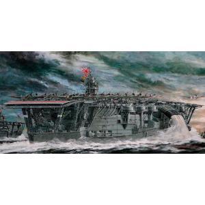 ハセガワ1/350 赤城 日本海軍航空母艦
