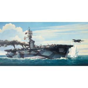 ハセガワ1/350 アメリカ海軍 護衛空母 CVE-73 ガンビア ベイ|marusan-hobby