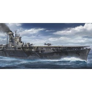 ハセガワ1/350 日本海軍 航空母艦 隼鷹