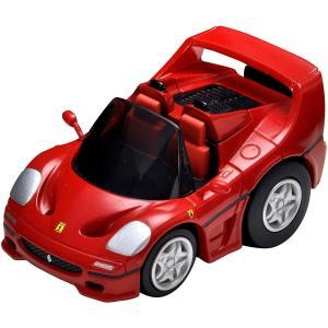 チョロQ zero Z-70a フェラーリF50 赤 オープン