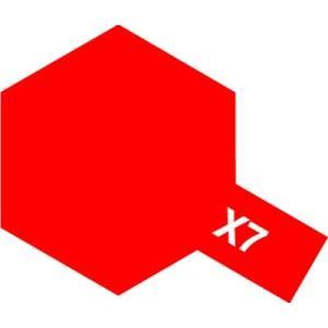 【X-7】レッド【アクリルミニ】