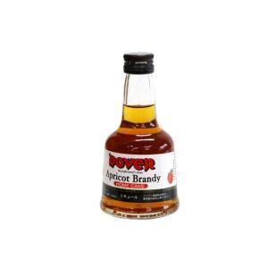 アプリコットブランデー 100ml  アルコール分35%