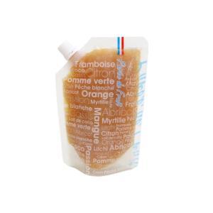 white peach puree(FRA)  【原材料】 ホワイトピーチ、きび砂糖、Lアスコルビン...