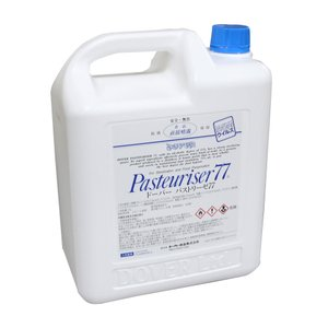 パストリーゼ77(詰め替え用)5Lアルコール分77%